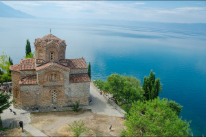 Macedonia – Miasto Ochryda cz.1  / City of Ohrid part 1