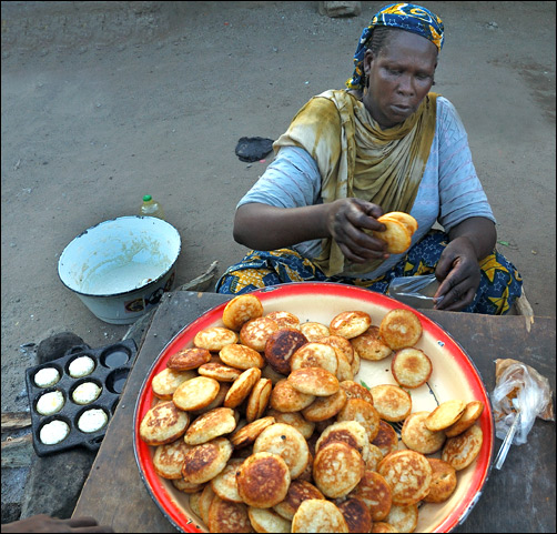 Ciastka Made in Cameroon