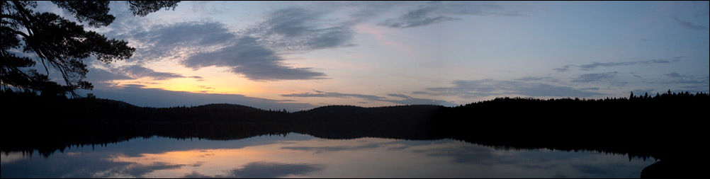 Algonquin Pen Lake - Kanada