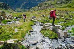 Hiszpania – Pireneje szlak GR11 – Dzień marszu trzeci