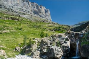 Hiszpania – Pireneje szlak GR11 – Dzień czwarty albo piąty.. / Spain – GR11 trail day 4th or 5th