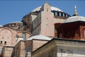 Turcja – Hagia Sophia w Stambule