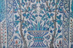 Turcja – Stambuł. Wnętrza pałacu Topkapi