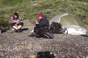 Druga część filmu z wypadu do Wrangell na Alasce