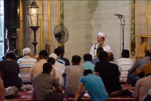 Turcja, Stambuł – Błękitny Meczet