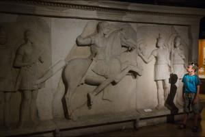 Turcja, Stambuł – Muzeum archeologiczne