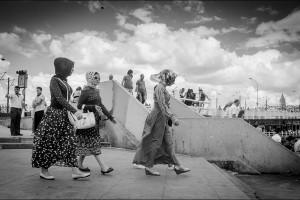 Turcja, Stambuł – Życie miasta..kobiety