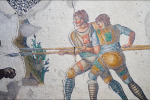 Stambuł, Turcja  – Muzeum  mozaiki