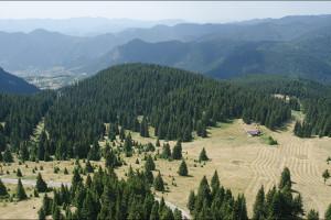 Bułgaria, Pamporovo – okolice pasma górskiego Piryn