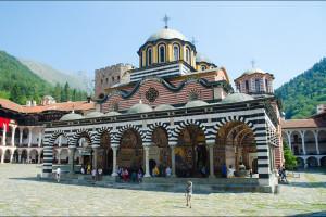 Bułgaria – Rilski Monastyr