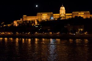 Węgry, Budapeszt – Nocne zwiedzanie