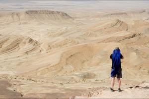 Izrael – Przejście krateru Ramon