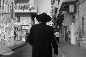 Izrael – Mea Shearim – dzielnica ortodoksyjnych żydów