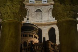 Izrael – Bazylika Grobu Świętego w Jerozolimie
