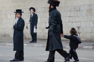 Izrael – Ortodoksyjni Żydzi