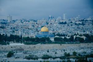 Izrael – Góra Oliwna i Kopuła na Skale
