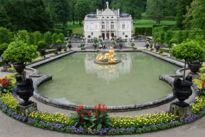 Niemcy – Pałac Linderhof