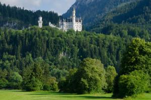 Niemcy  – Zamek Neuschwanstein …czyli miejsce lekko kiczowate