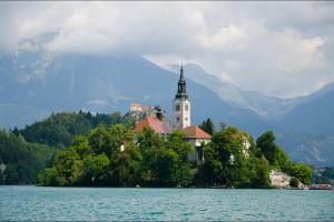Słowenia – Bled i okolice