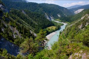Szwajcaria – W drodze do Innertkirchen