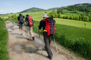 Główny Szlak Beskidzki – Rabka do Starych Wierchów