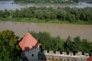 Jadąc do Rumunii – wizyta w zamku Tropsztyn
