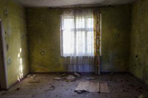 Opuszczony dom..