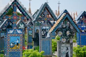 Rumunia – Wesoły cmentarz