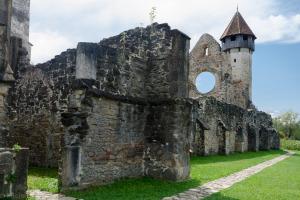 Rumunia – Monaster Carta