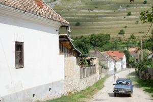 Rumunia – Górnicza osada Rimetea