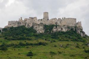 Słowacja – Spiski zamek i okolice