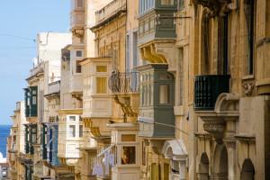 Malta – Spacerem po Vallettcie..