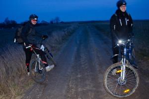 Zielonym szlakiem na rowerze – Gdańsk..Skarszewy