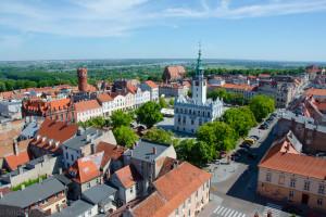 Polska – Dolina Wisły, dzień drugi