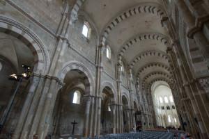 Francja – Bazylika św.Marii Magdaleny w Vezelay