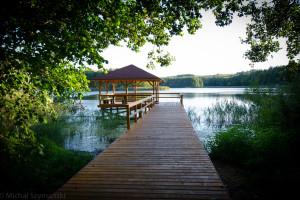 Jezioro Isąg, Warmia