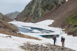 Andora – Przez śnieg i skały..na GR11