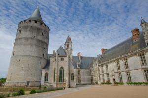 Rowerem w  Dolinie Loary odcinek  Châteaudun-> Beaugency