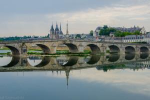 Dolina Loary odcinek Beaugency->Blois