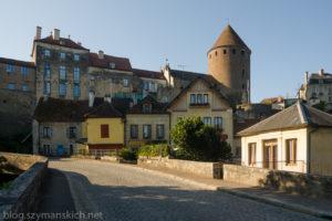 Semur-en-Auxois i koniec wycieczki