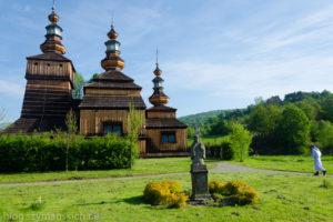 Główny Szlak Beskidzki – Krempna i okolice