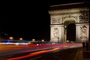 Paryż nocą cz.1