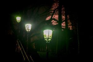 Paryż nocą cześć druga