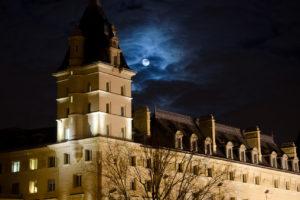 Paryż prawie o północy