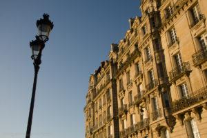 Poranny spacer po Paryżu
