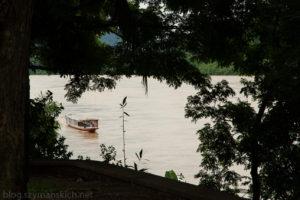 Luang Prabang i rzeka Mekong