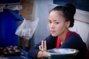 Luang Prabang – mieszkańcy