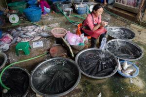 Luang Prabang – targ i kurs gotowania