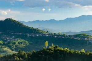 Phongsali  – daleka północ Laosu