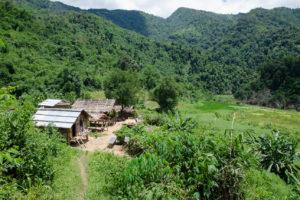 Przygoda w górach północnego Laosu